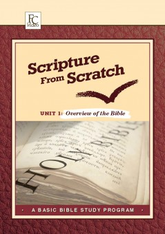 Scripture from Scratch