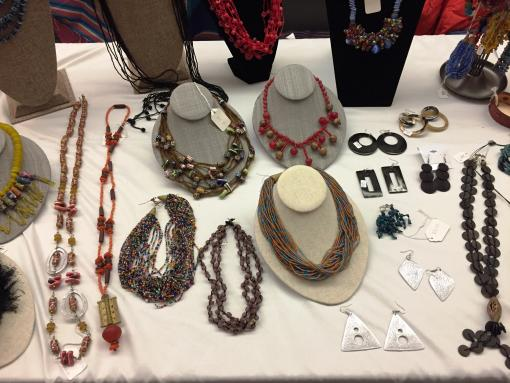 Fair Trade Market Jewelry