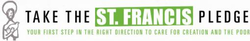 logo st francis pleage
