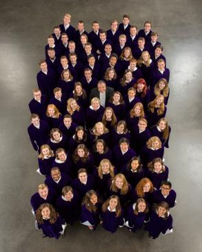 St Olaf Choir