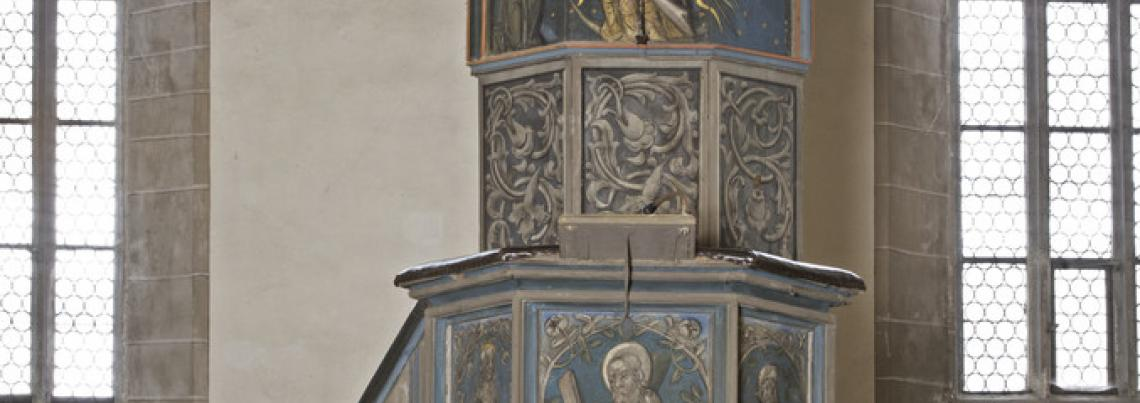 Martin Luther Pulpit