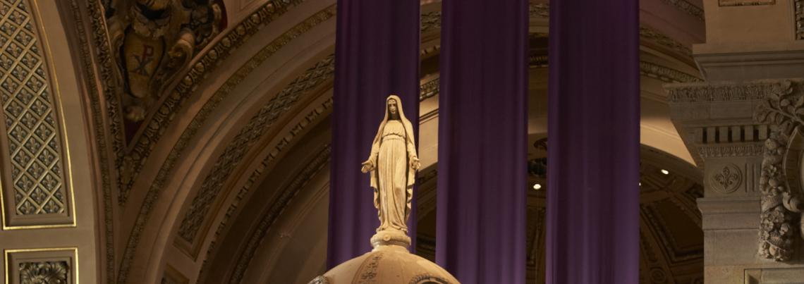 Lent banners