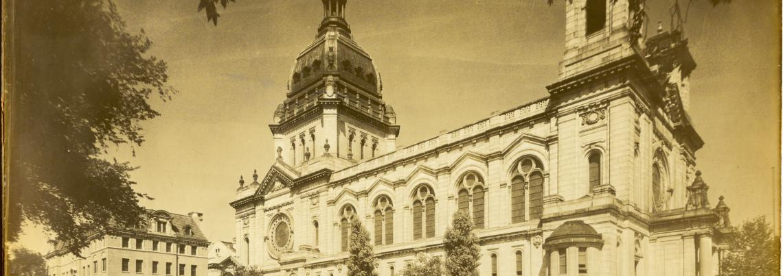 Basilica of St. Mary 1931