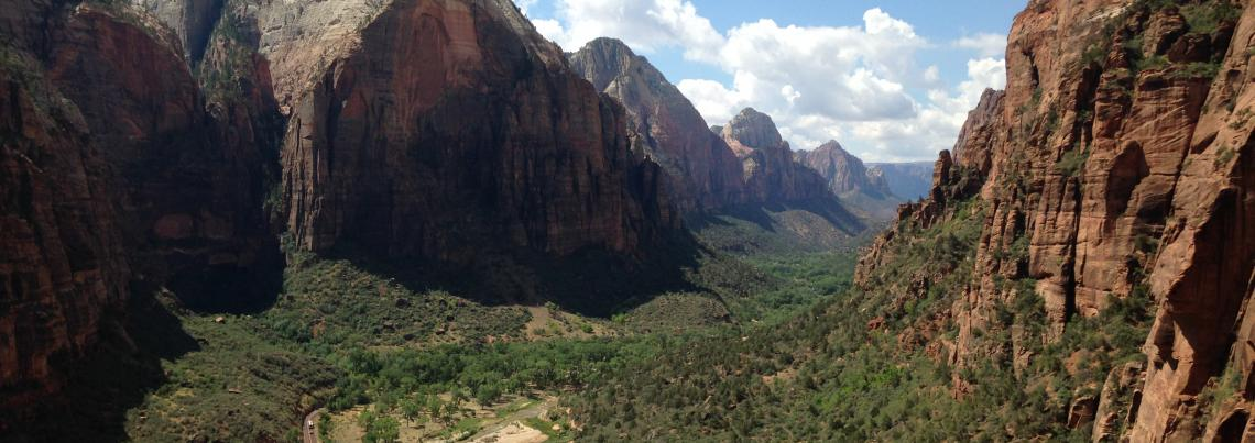 Zion National Park, nature picture