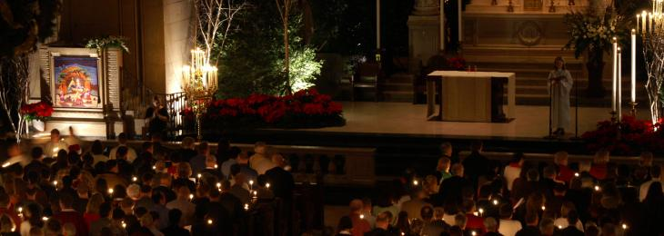 Celebrate Christmas at The Basilica