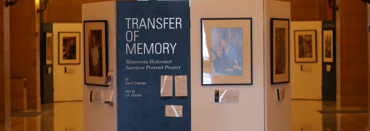 Transfer of Memory Exhibition