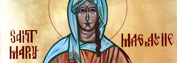 Mary of Magdala Icon 2018