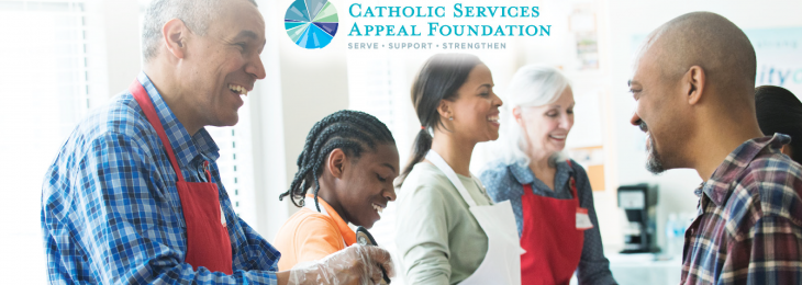 Support Catholic Services Appeal
