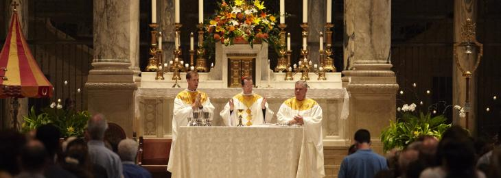 Celebration of the Easter Mass