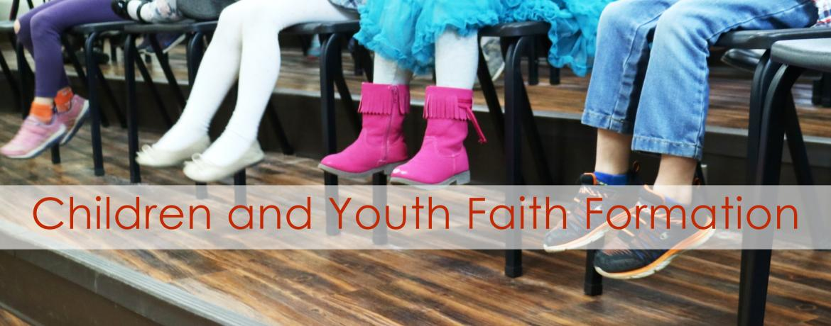 Faith Formation Web Banner_Children Feet