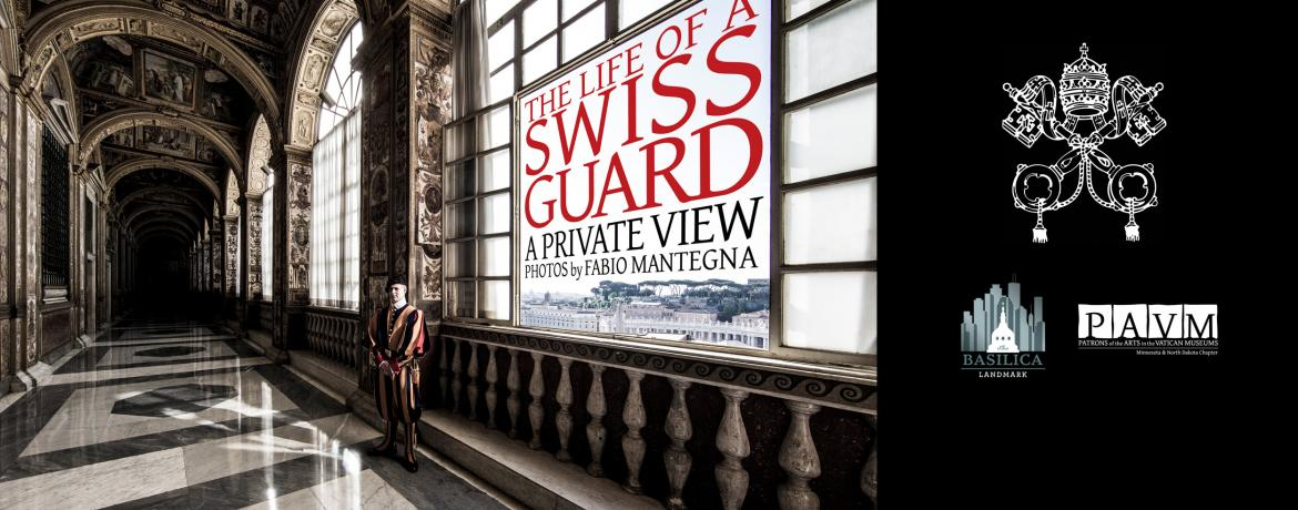 Swiss Guard Exhibit web banner