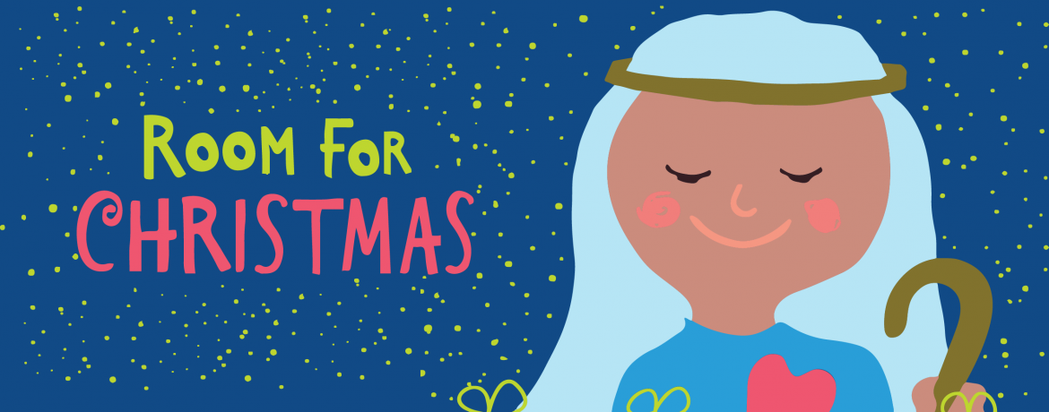 Room for Christmas web banner