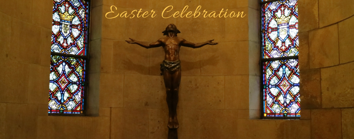 Easter Rising Christ Web Banner