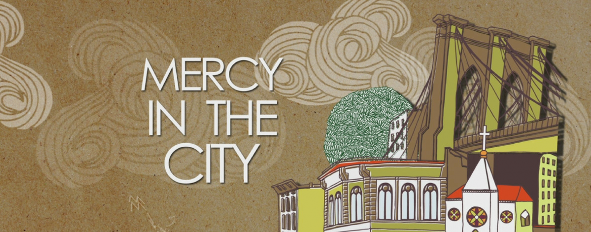 Mercy in the City Web banner