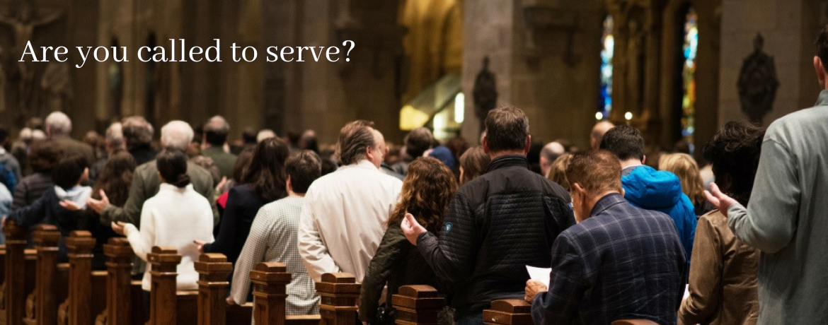 Are you called to Serve - volunteer slide
