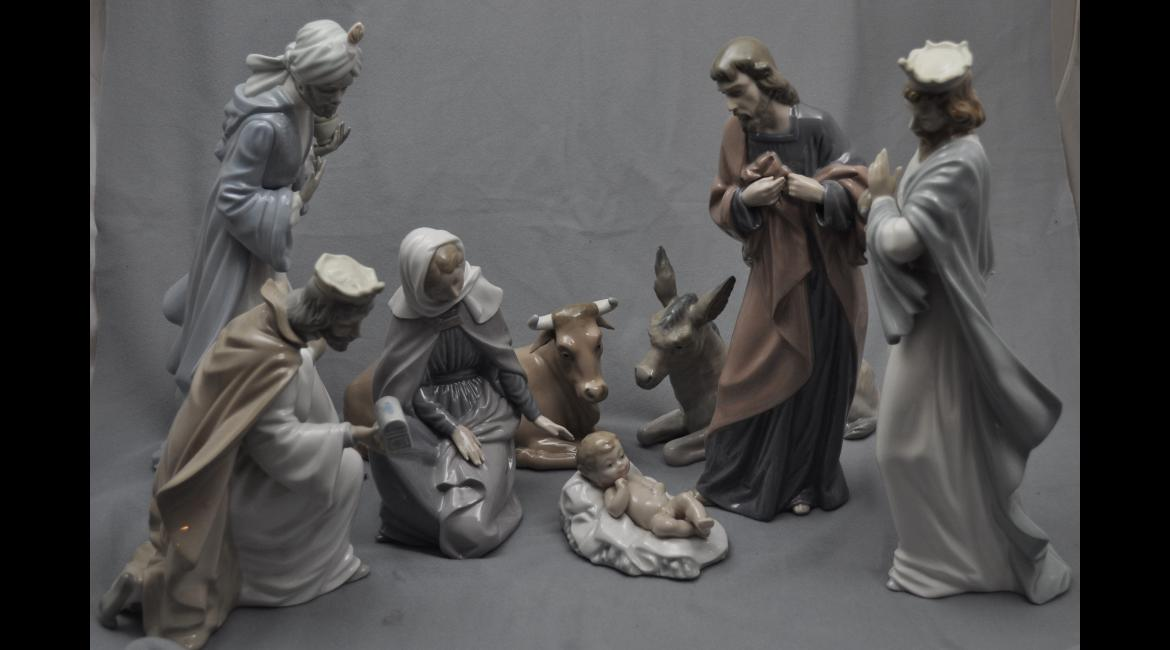 Lladro, Nativity