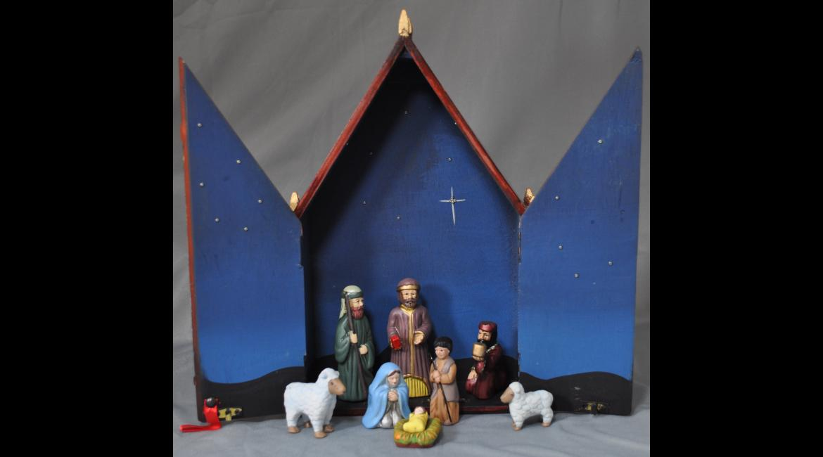 Nativity box