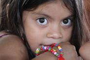 Photo Exterior People Little Girl in Venezuela